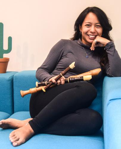 insegnante di flauto