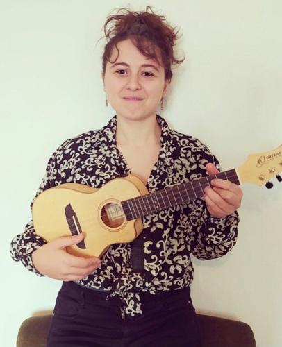 insegnante di ukulele